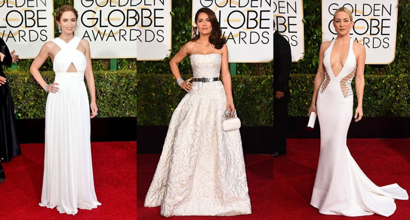 Golden-Globes-2015-White-Gowns