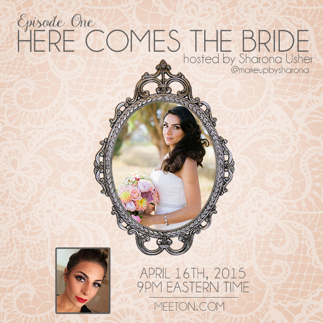 Bride Bridal Makeup Tutorial