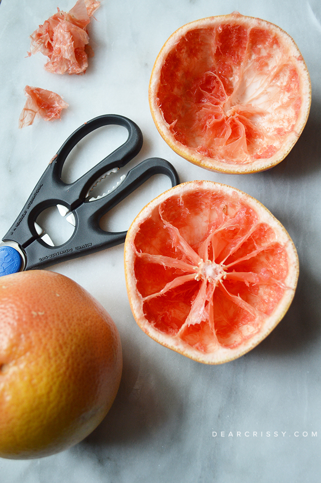 homemade-grapefruit-scrub