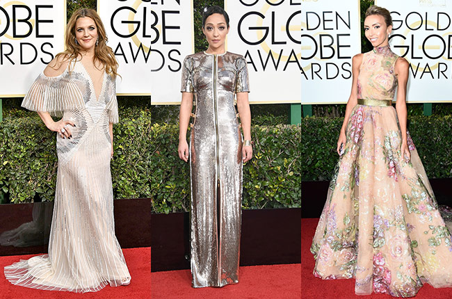 Golden Globes 2017: Top Red Carpet Looks