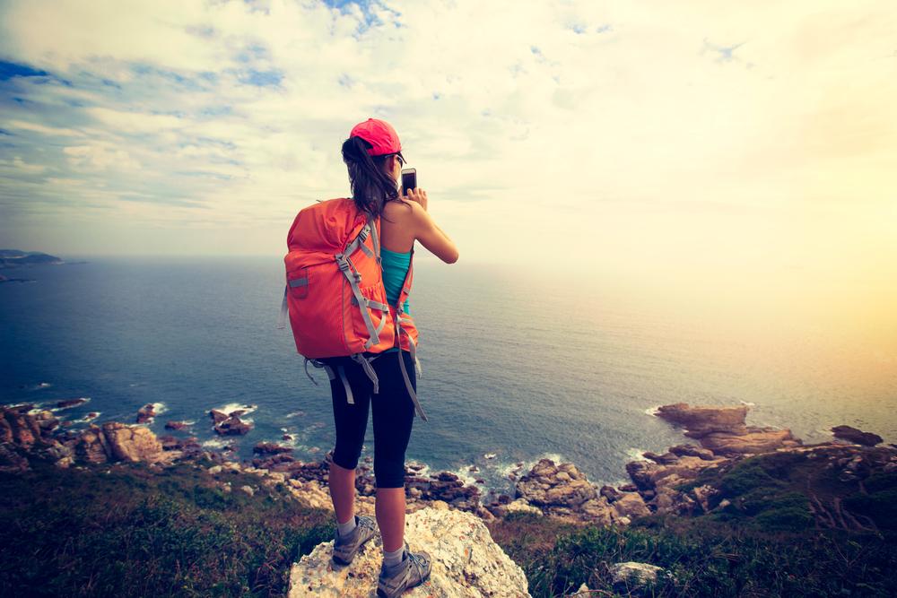 success hiking health fitness