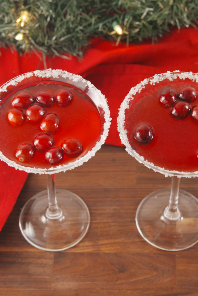 holiday cocktails I'll Drink to That: Holiday Cocktails You Can Make at Home