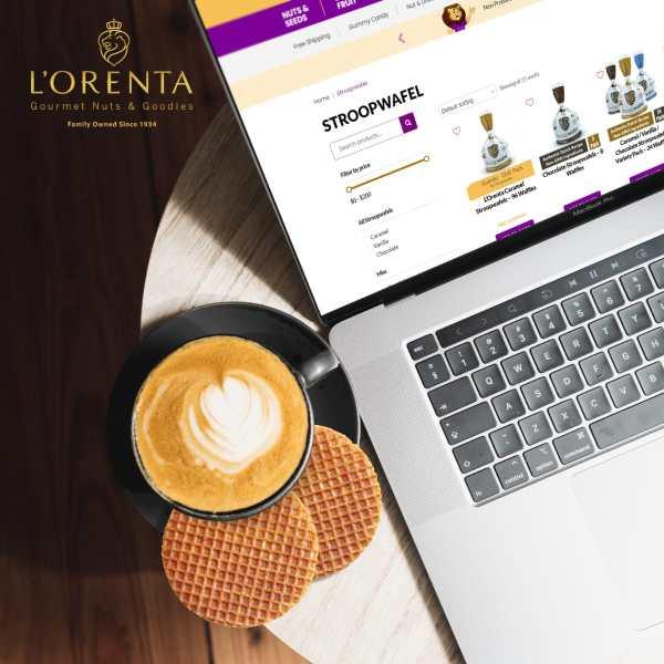 Caramel-stroopwafel-coffee-2-stroopwafel-www Lorentanuts Com Stroopwafel