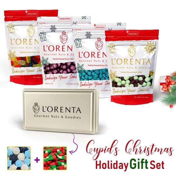 Cupids-christmas-holiday-gift-sets-www Lorentanuts Com