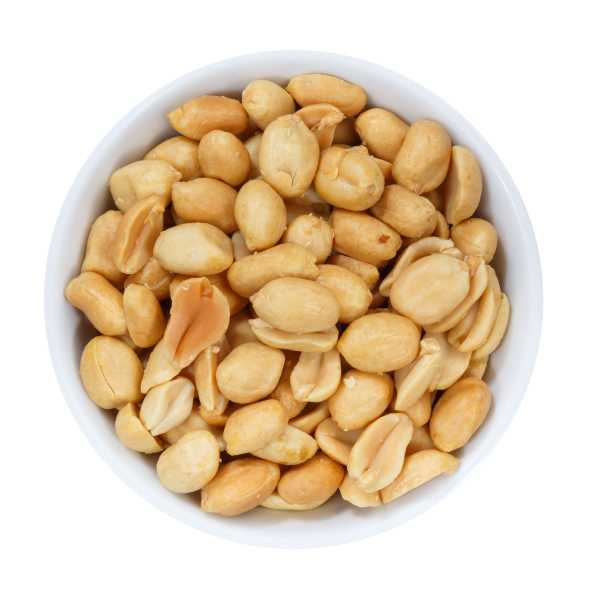 Peanuts-in-bowl Peanuts