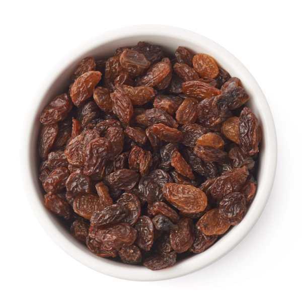 Raisins-in-bowl Raisins