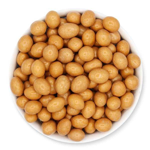 Salted-caramel-almonds-top-bowl-www Lorentanuts Com Yogurt Almond