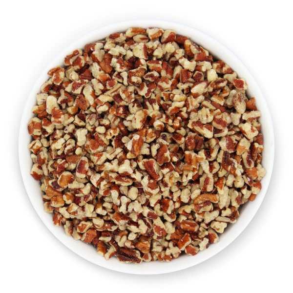 Pecan-medium-pieces-top-bowl-www Lorentanuts Com Jelly Belly Italian Biscotti