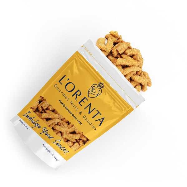 Sesame-oat-brans-top-view-www Lorentanuts Com