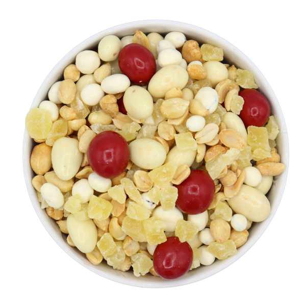 Pina-colada-bowl-www Lorentanuts Com Chocolate Trailmix