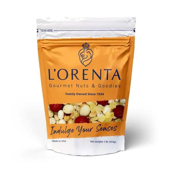 Pina-colada-www Lorentanuts Com Chocolate Trailmix
