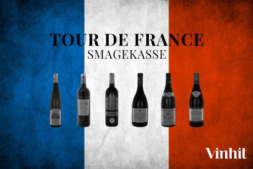 Tour de France smagekasse