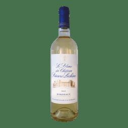 Le Blanc du Château Prieuré-Lichine 2013