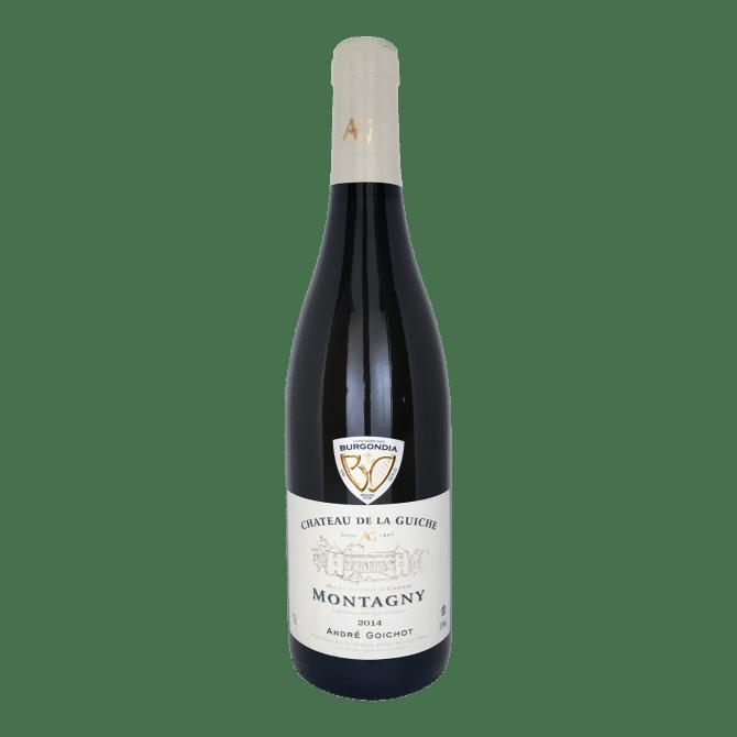 """Montagny Blanc """"Chateau de la Guiche"""" André Goichot"""