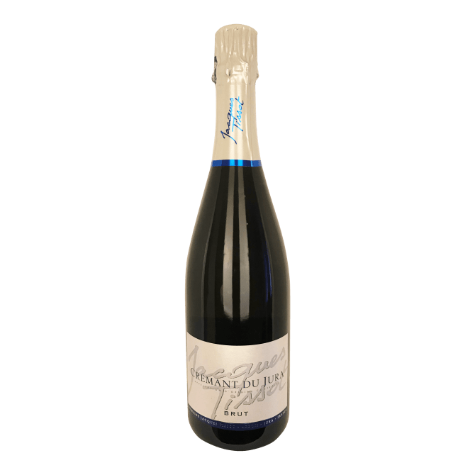 """Crémant du Jura """"Brut"""" Domaine Jacques Tissot"""