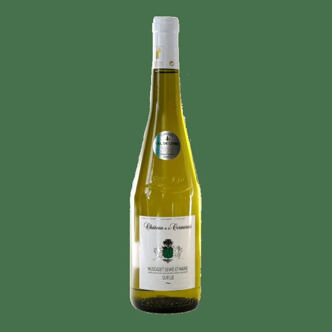 """Muscadet Sèvre et Maine """"sur Lie"""" Château de la Cormerais"""