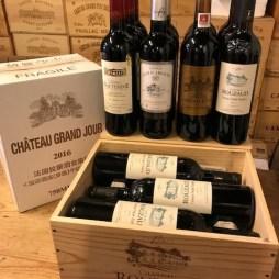 Smagekasse Bordeaux