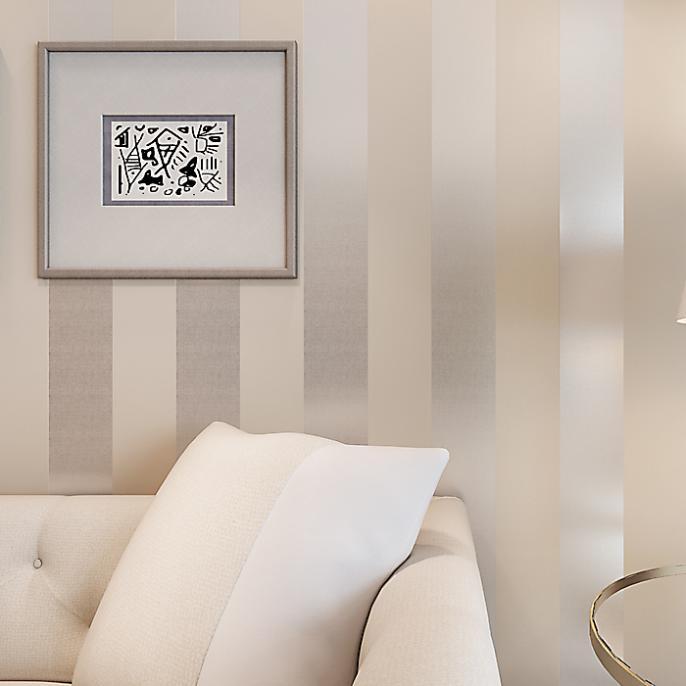 Molto popolari sono le tappezzerie a strisce nelle camerette per bambini e in camera da letto. Nuovo Tessuto Non Tessuto Affollando Semplice Carta Da Parati A Righe Solido Fonoassorbenti Anti Statica Lorenzelli Arredamenti