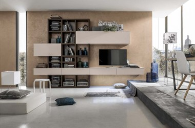 Mercantini Nestos Eleganza home office  Lorenzelli