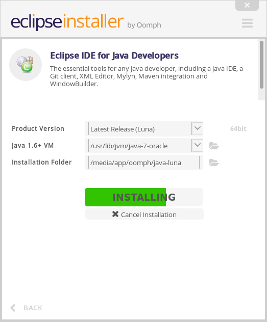 eclipse-installer8