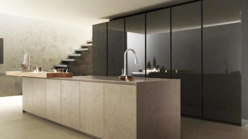 Cucina moderna a Parigi  Lorenzo Cavinato