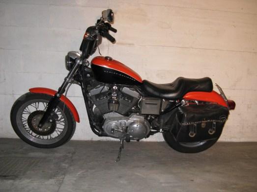 Harley Davidson Restyling