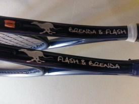 Racchette Flash & Brenda