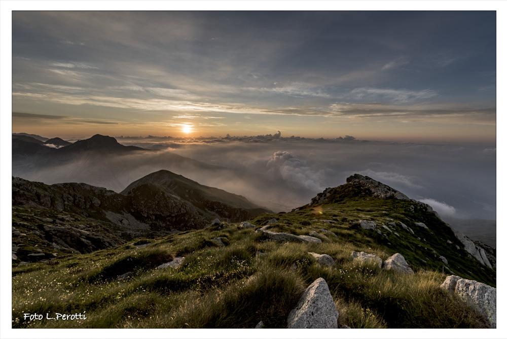 Panorama dal Mombarone