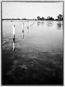 Grado, la laguna di