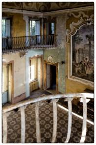 Villa Sbertoli, Ex Manicomio Abbandonato a Pistoia