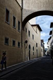 Via Gino Capponi a Firenze
