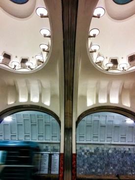 Mayakovskaya - Metropolitana di Mosca
