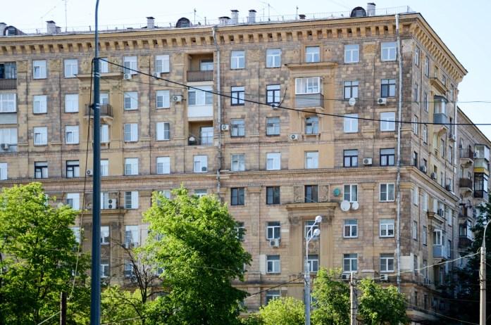 Periferie Sovietiche a Mosca