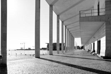 Portuguese Pavilion For Expo 98, Lisbon, Architect Alvaro Siza, 1998