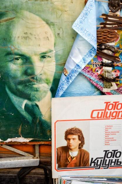 Toto Cutugno e Lenin
