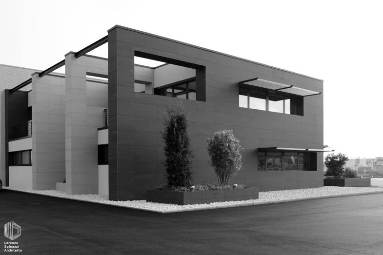 Nuova sede EVERmed  Lorenzo Spinazzi Architetto  Pegognaga  Mantova