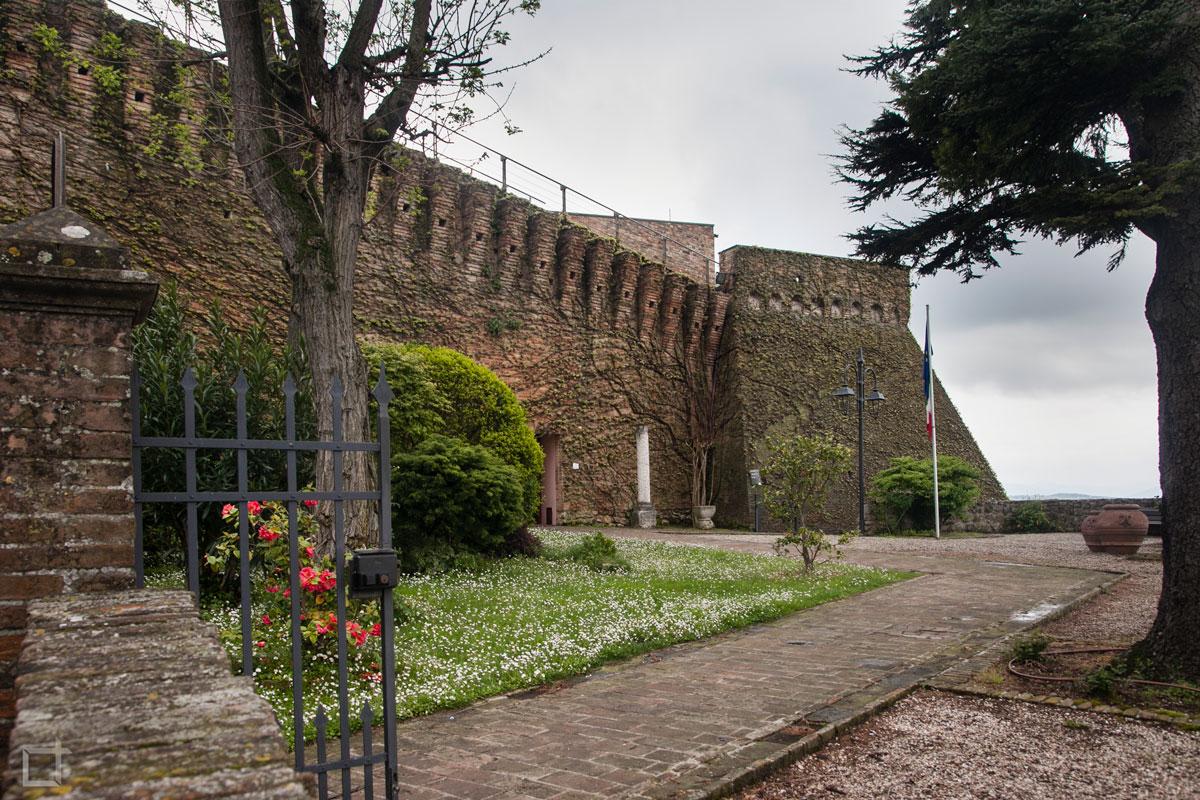 Bertinoro a Passeggio per la Terrazza di Romagna