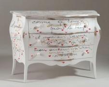 Trumeau laccati, ribalte laccate, mobili dipinti a mano. Negozi Mobili Moderni Roma Loreti Arredamenti Negozio Arredamenti Roma