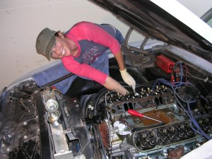 I once helped my son pull an engine out of a 68 Firebird