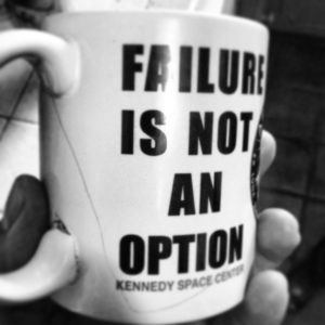 A crack does not constitute failure