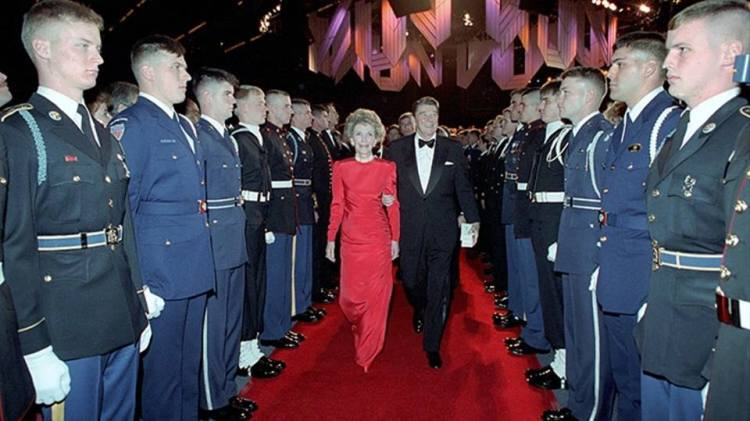 John worked the 1984 Inaugural ball