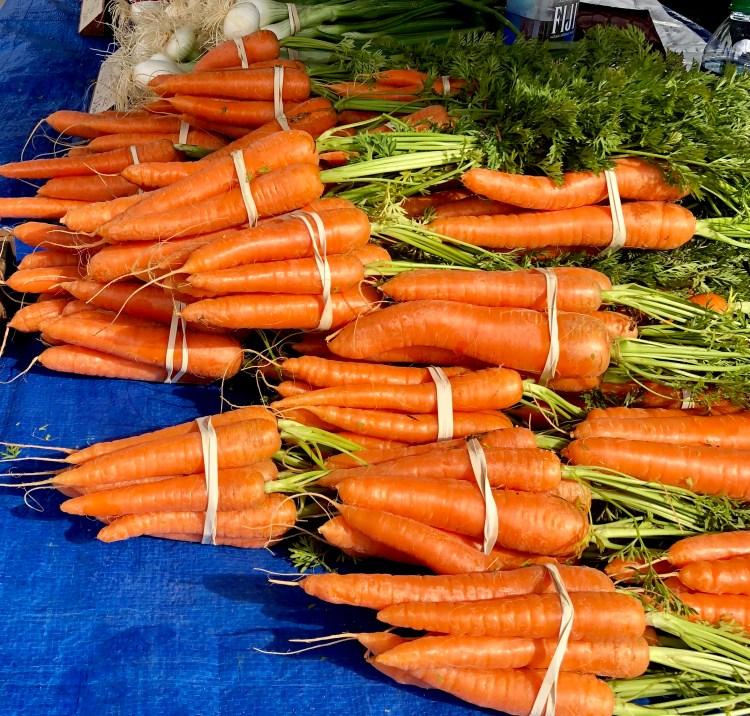 Do you take advantage of your local Farmer's Market?