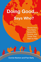 Doing Good Book Cover Color Edit