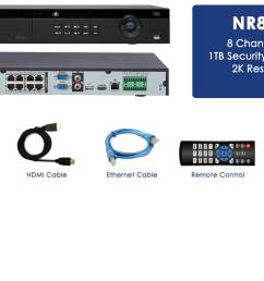 2k security system nvr 8 channel [ 1200 x 800 Pixel ]