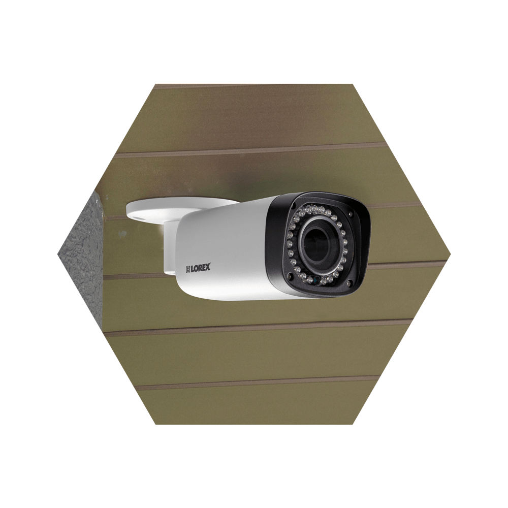 medium resolution of install security cameras up high on ceilings or walls