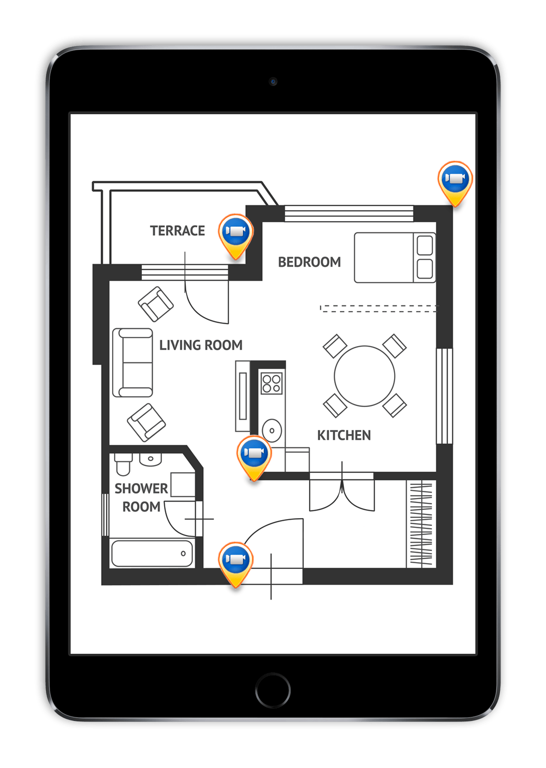 hight resolution of setting up your home security system