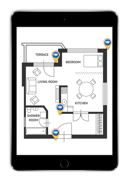 small resolution of setting up your home security system