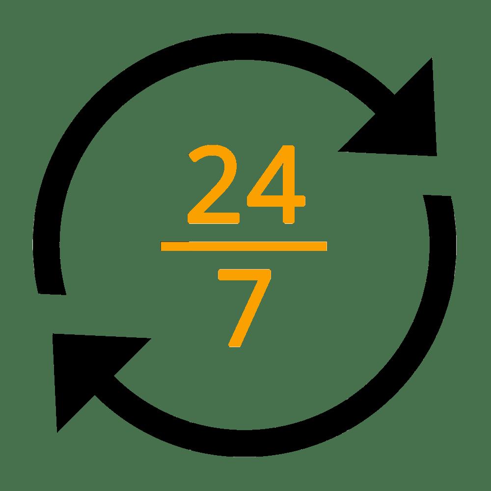 medium resolution of 24 7 surveillance wireless security cameras