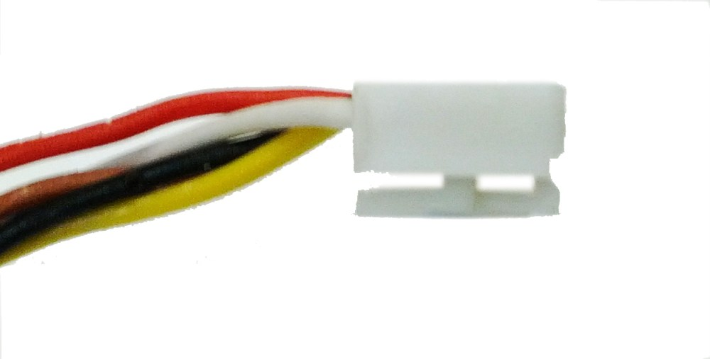 medium resolution of 6 pin connector