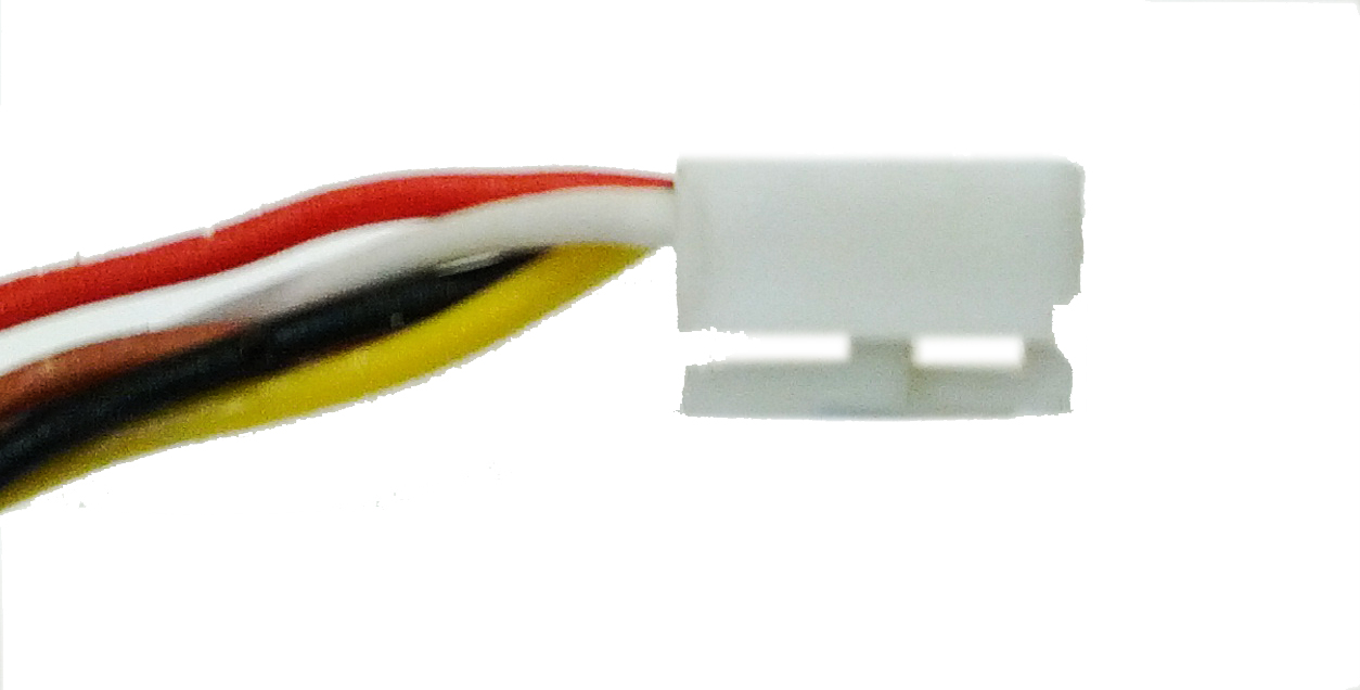 hight resolution of 6 pin connector